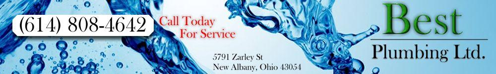Plumbing Repair and Service New Albany Ohio