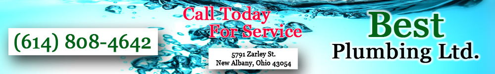 Plumbing Repair and Service New Albany Ohio